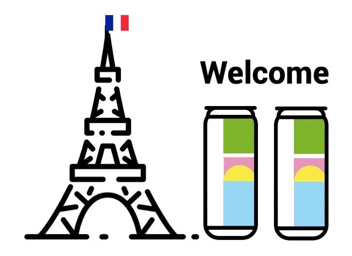 Les français sont-ils prêts à boire des hard seltzers ?